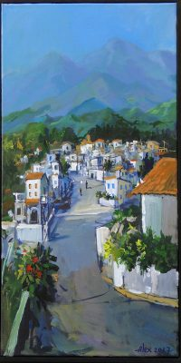 Cypriot Village Alex Khattab