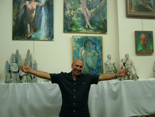 Art exhibitions lefkosia