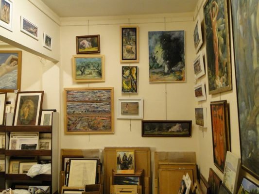 Galleries in Lefkosia