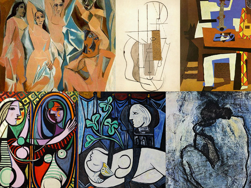events Cyprus Pablo Picasso Documentary Diachroniki Gallery