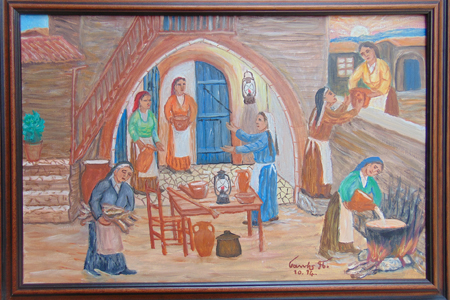 Cypriot Painters