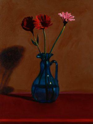 Cypriot Painters Vasilis Mitas Diachroniki Gallery