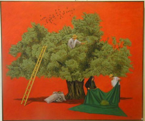 paintings george gavriel
