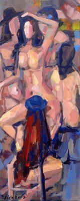Bar-Nudes Alex Khattab