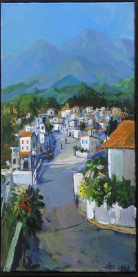 Cypriot Village Alex Khattab