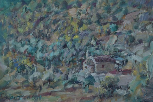 Ayia Marina of Psevdas Paskalis Anastasi Diachroniki Gallery