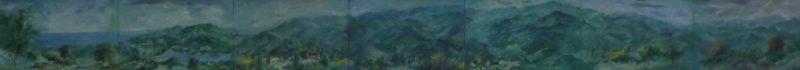Horizon painting Paskalis Anastasi Diahroniki Gallery