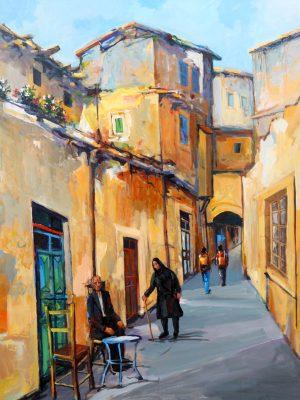 Old-Nicosia Alex Khattab Diachroniki Gallery