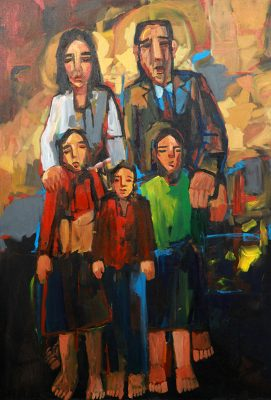Family Alex Khattab Diachroniki Gallery