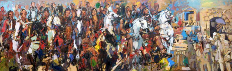 After the Battle Alex Khattab Diachroniki Gallery