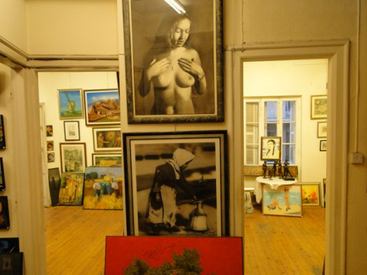 Galleries in Lefkosia Diachroniki Gallery