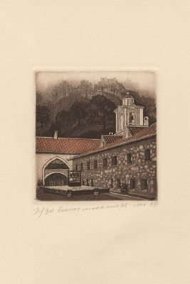Lyudmila Yuga- Printings-Diachroniki Gallery