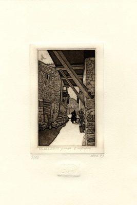 Kakopetria Village-Image Printing Diachroniki Gallery