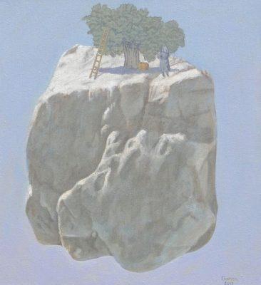George Gavriel diachroniki gallery