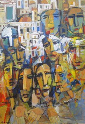 Galleries in Cyprus A Khattab