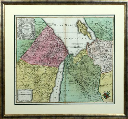Cyprus maps-Old maps Diachroniki Gallery