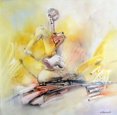 Nefeli Phohopoulou Painitings