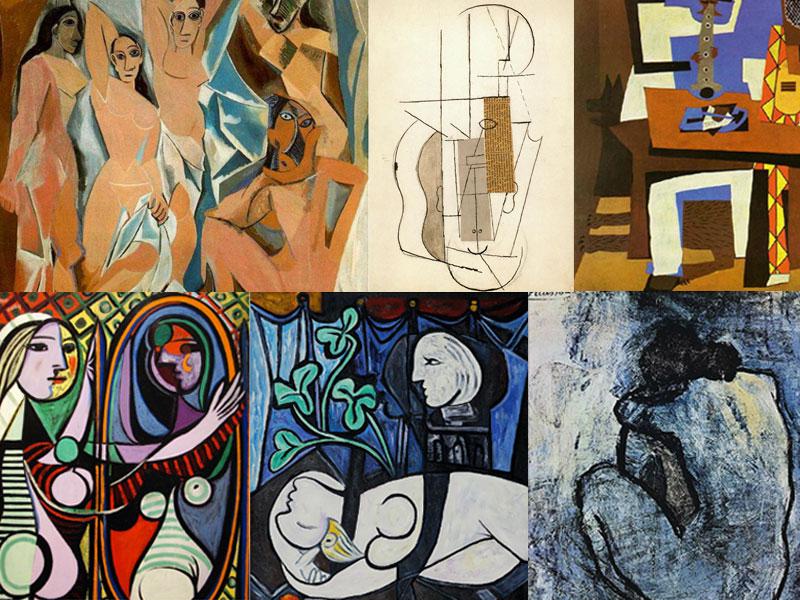 events Cyprus Pablo Picasso Documentary Diachroniki Gallery