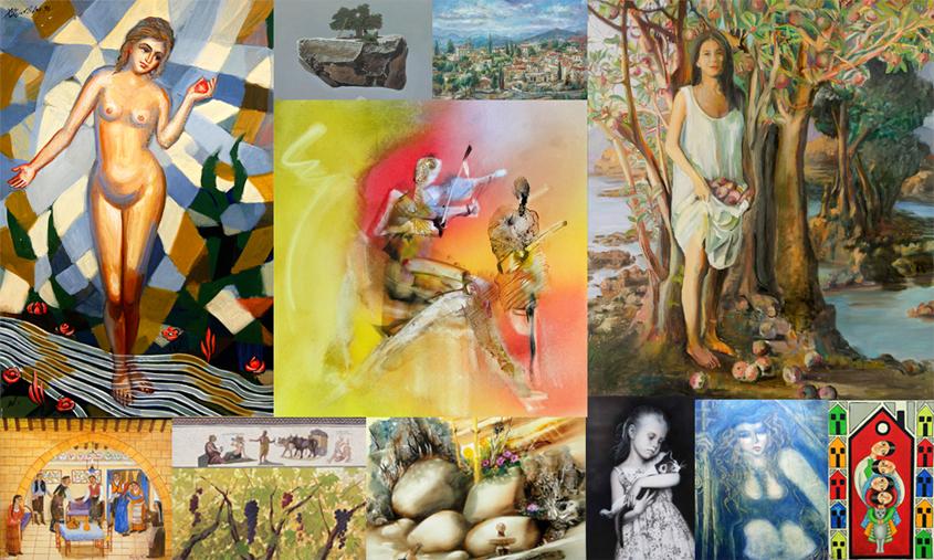 Exhibitions Cyprus